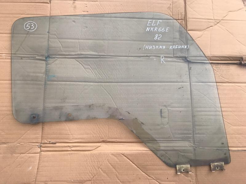 Стекло Isuzu Elf NKR66E 4HF1 1997 переднее правое