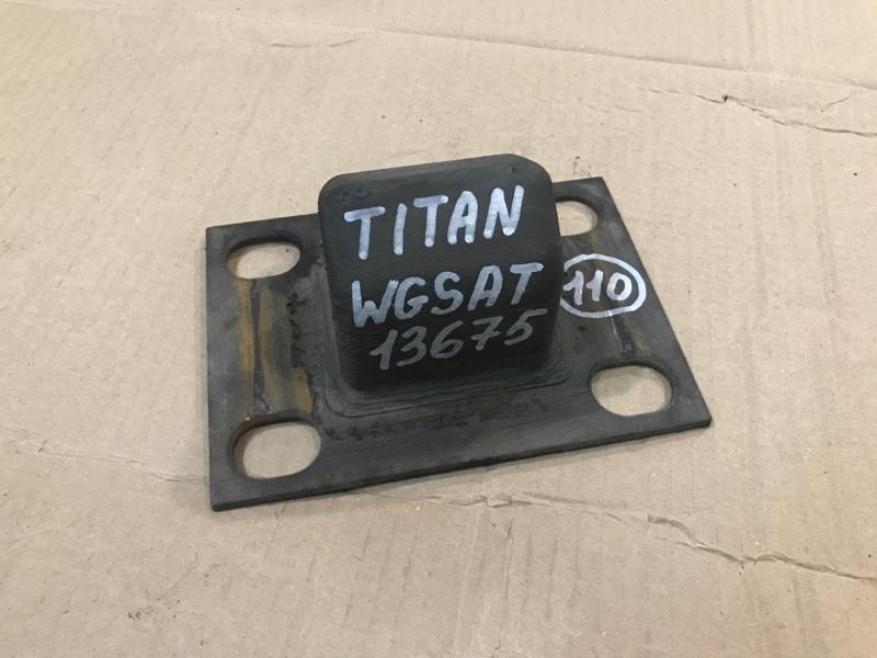 Отбойник моста Mazda Titan WGSAT VS 2000 задний