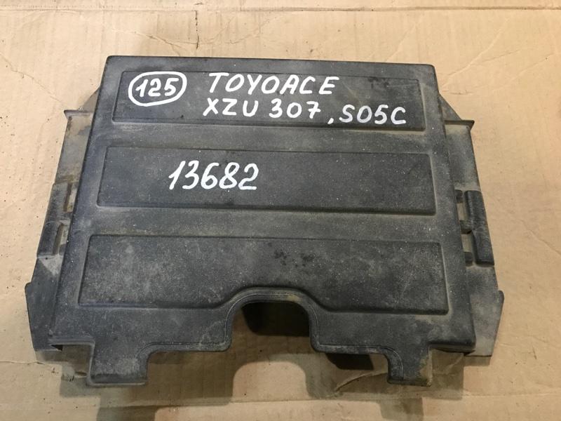 Крышка акб Toyota Toyoace XZU307 S05C 2003