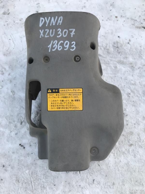 Кожух рулевой колонки Toyota Dyna XZU307 S05C 2001