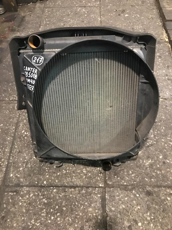 Радиатор Mitsubishi Canter FB501B 4M40 1997