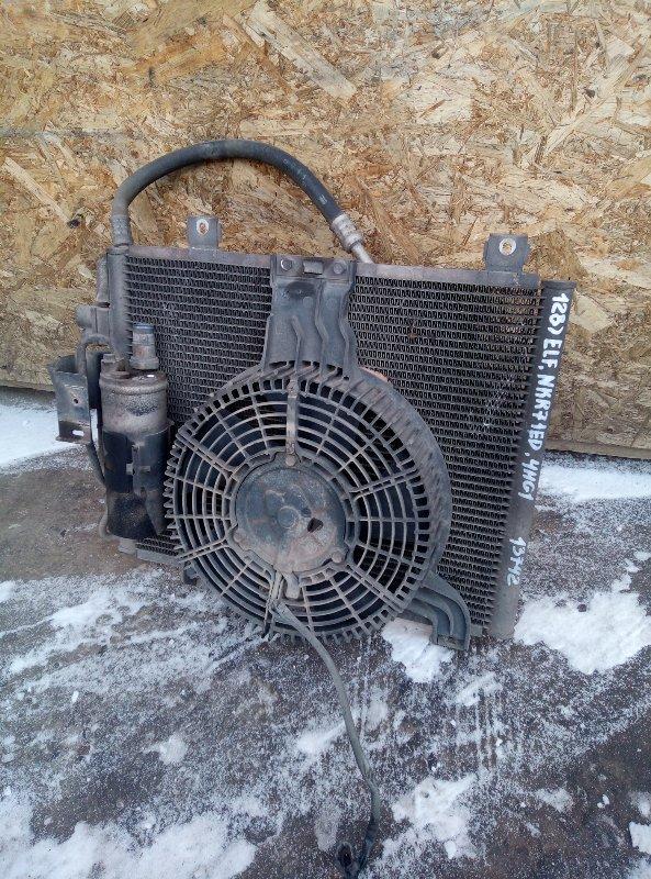 Радиатор кондиционера Isuzu Elf NKR71ED 4HG1 2001