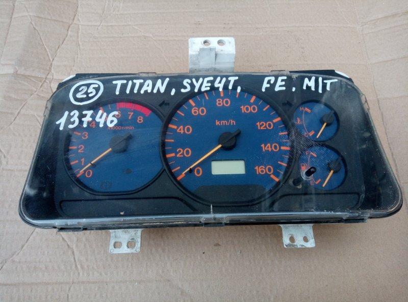 Щиток приборов Mazda Titan SYE4T FE 2002