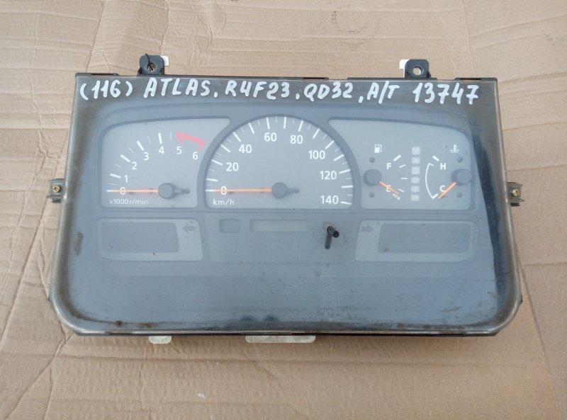 Щиток приборов Nissan Atlas R4F23 QD32 2005