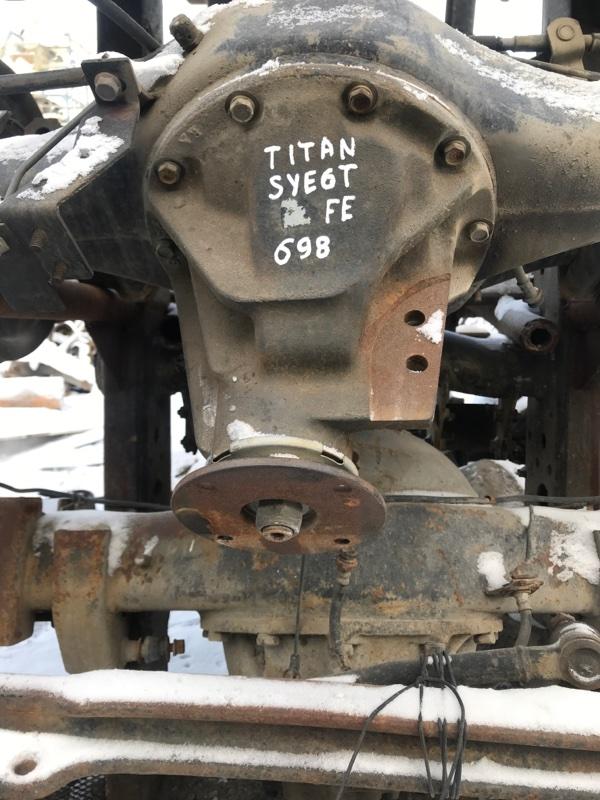 Редуктор моста Mazda Titan SYE6T FE 2001 задний