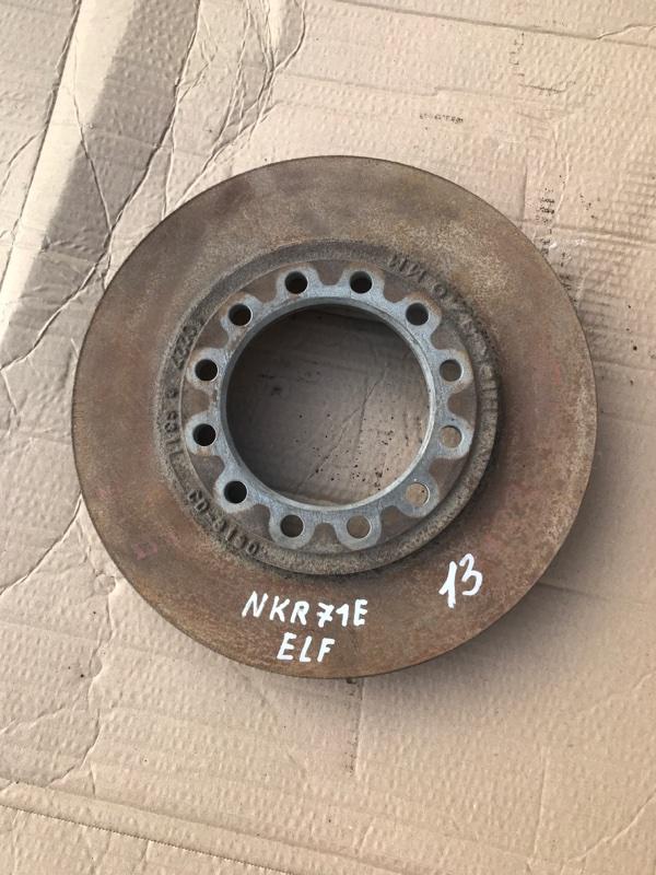 Тормозной диск Isuzu Elf NKR71E 4HG1 2001 передний