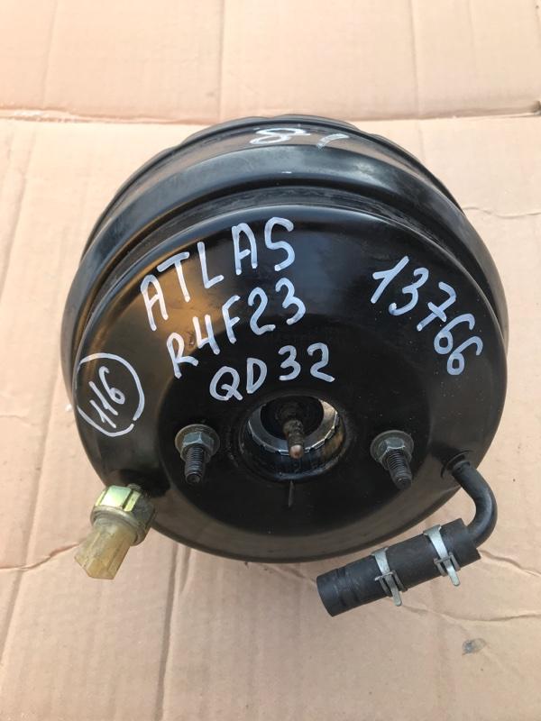Вакуумный усилитель тормоза Nissan Atlas R4F23 QD32 2005