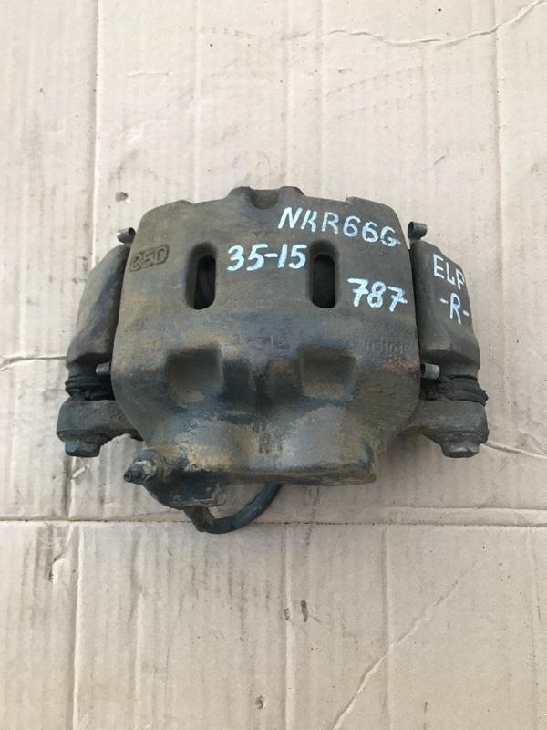 Тормозной суппорт Isuzu Elf NKR66G 4HF1 1993 передний правый