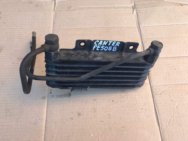 Радиатор акпп Mitsubishi Canter FE508B 4D35 1996