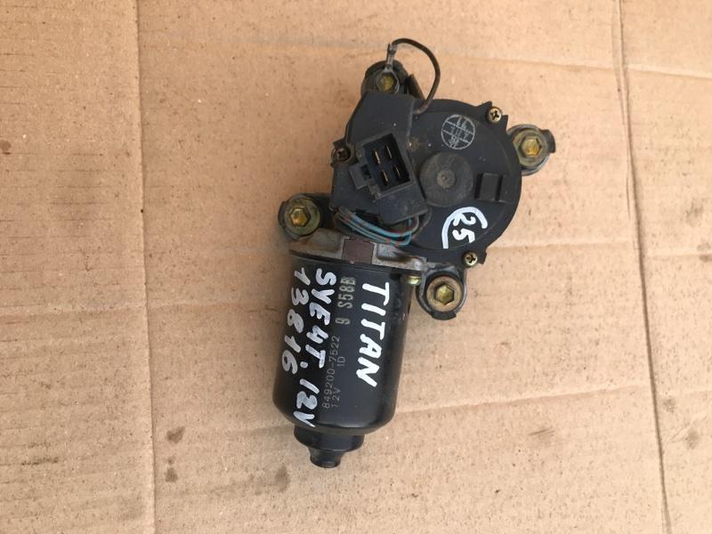 Моторчик дворников Mazda Titan SYE4T FE 2002