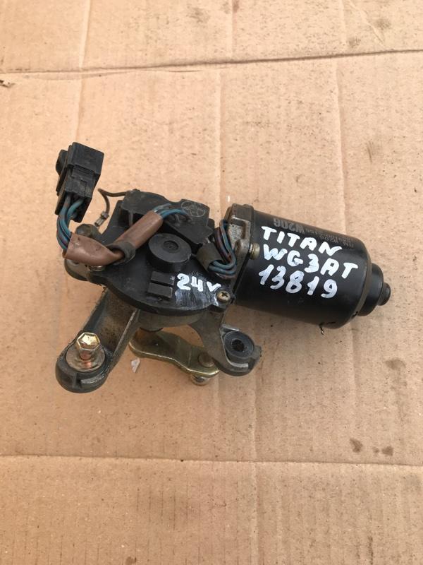 Моторчик дворников Mazda Titan WG3AT 4HF1 1996