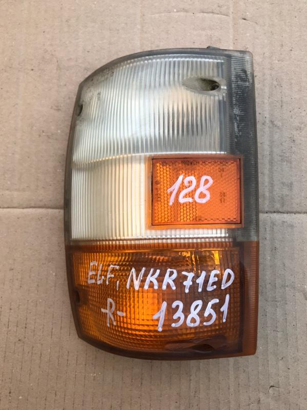 Поворотник с габаритом Isuzu Elf NKR71ED 4HG1 2001 правый
