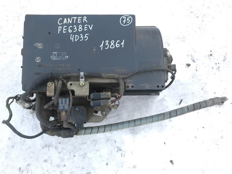 Кондиционер Mitsubishi Canter FE638EV 4D35 1996