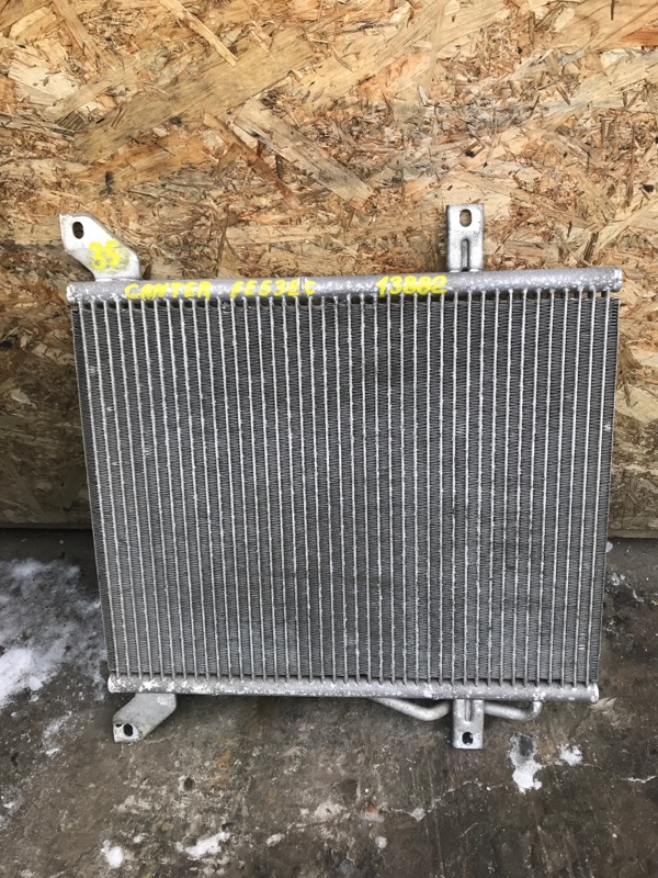 Радиатор кондиционера Mitsubishi Canter FE53EC 4M51 1999