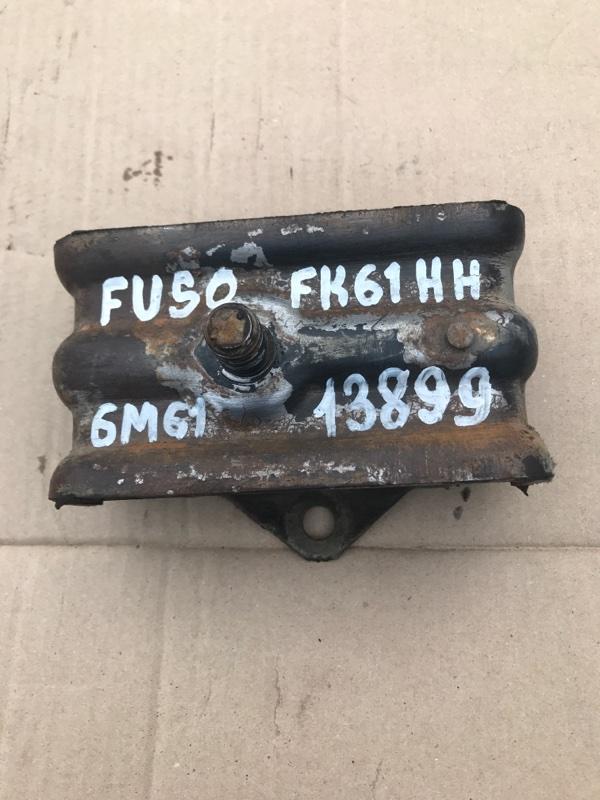 Подушка двигателя Mitsubishi Fuso FK61HH 6M61 2001 левая