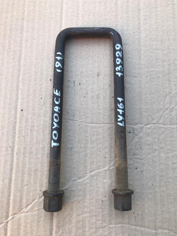 Стремянка рессоры Toyota Toyoace LY161 3L 1998 задняя
