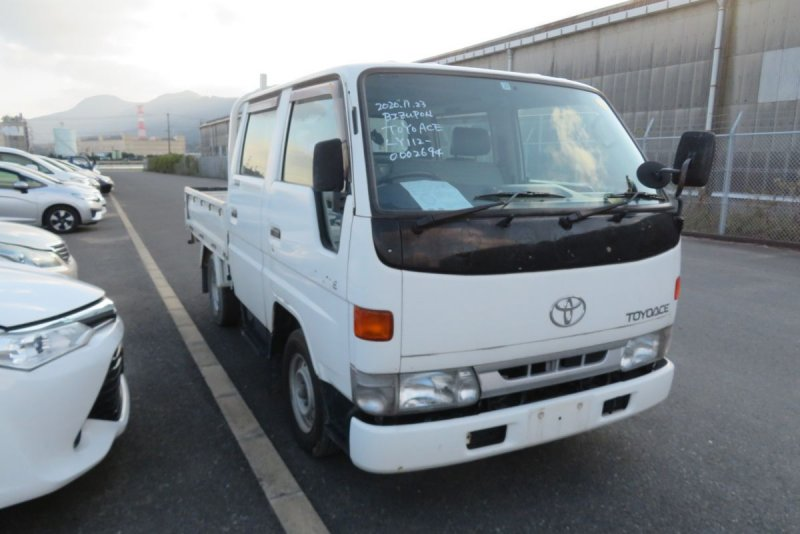 Мкпп Toyota Toyoace LY112 5L 2000