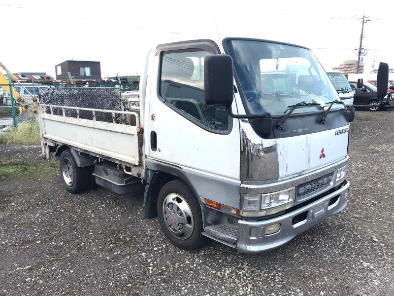 Двигатель Mitsubishi Canter FE50EB 4M51 2000