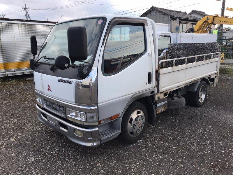 Кузов бортовой Mitsubishi Canter FE50EB 4M51 2000