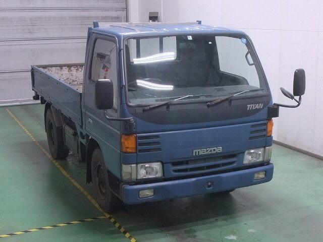 Мкпп Mazda Titan WGSAT VS 1998