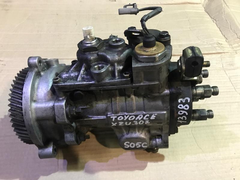 Тнвд электронное Toyota Toyoace XZU307 S05C 2003