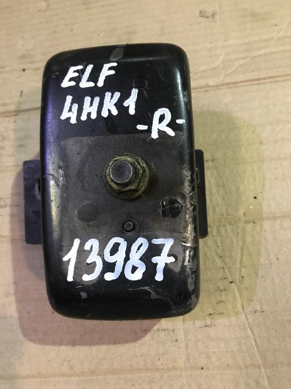 Подушка двигателя Isuzu Elf NPR75L 4HK1 правая