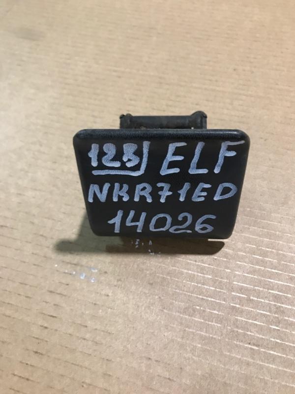Пепельница Isuzu Elf NKR71ED 4HG1 2001