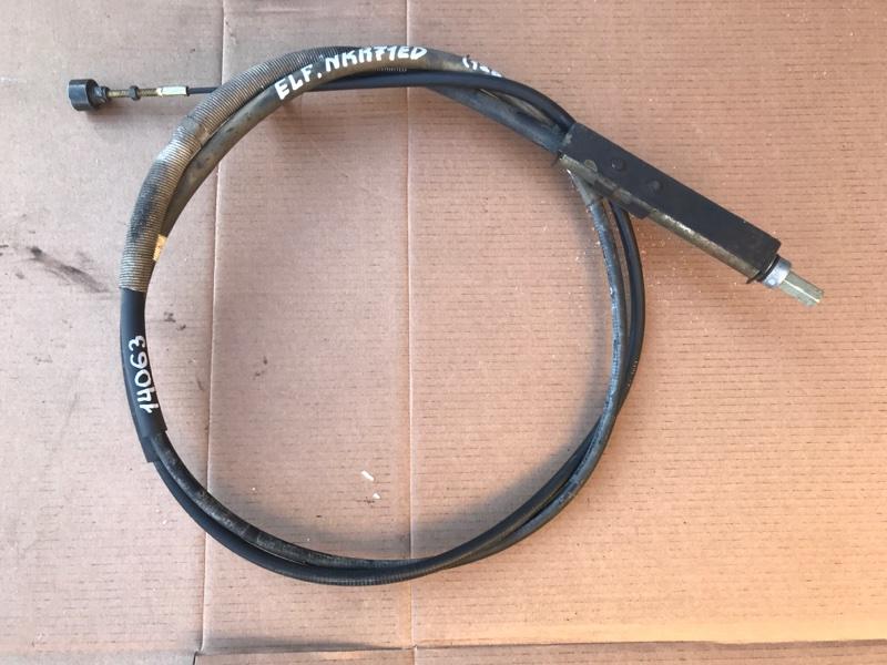 Трос ручника Isuzu Elf NKR71ED 4HG1 2001