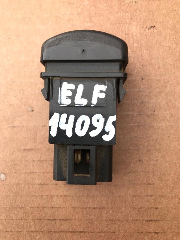 Кнопка аварийки Isuzu Elf NKR71ED 4HG1 2001