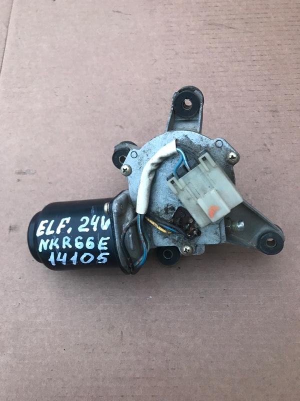Моторчик дворников Isuzu Elf NKR66E 4HF1 1996