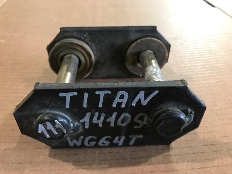 Серьга рессорная Mazda Titan WG64T 4HG1 1997 передняя