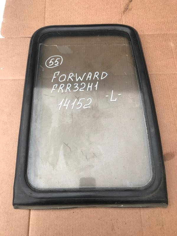 Стекло Isuzu Forward FRR32H1 6HE1 1995 левое