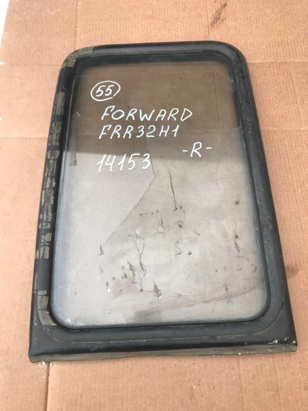 Стекло Isuzu Forward FRR32H1 6HE1 1995 правое