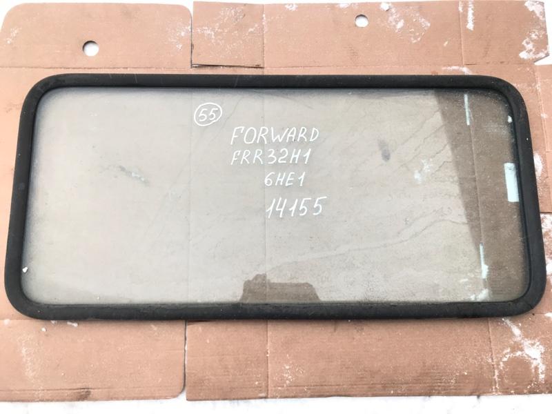 Стекло Isuzu Forward FRR32H1 6HE1 1995