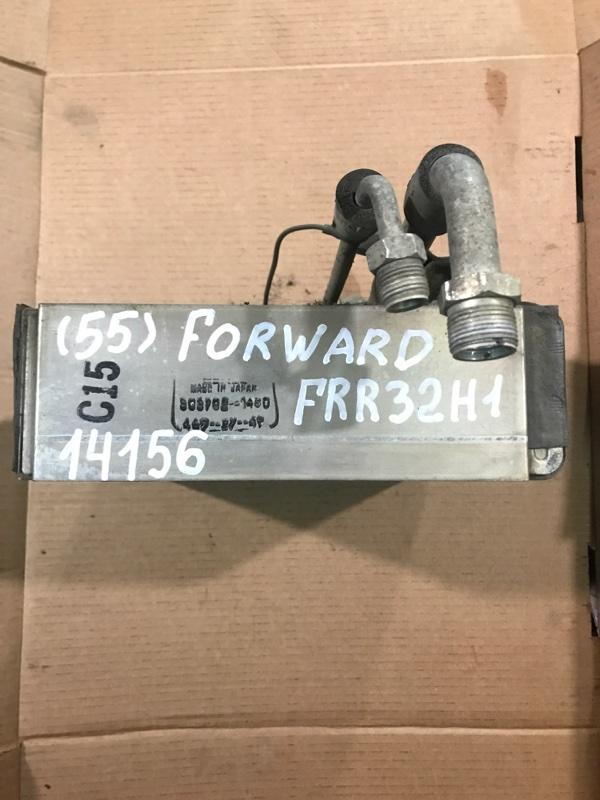 Радиатор кондиционера Isuzu Forward FRR32H1 6HE1 1995