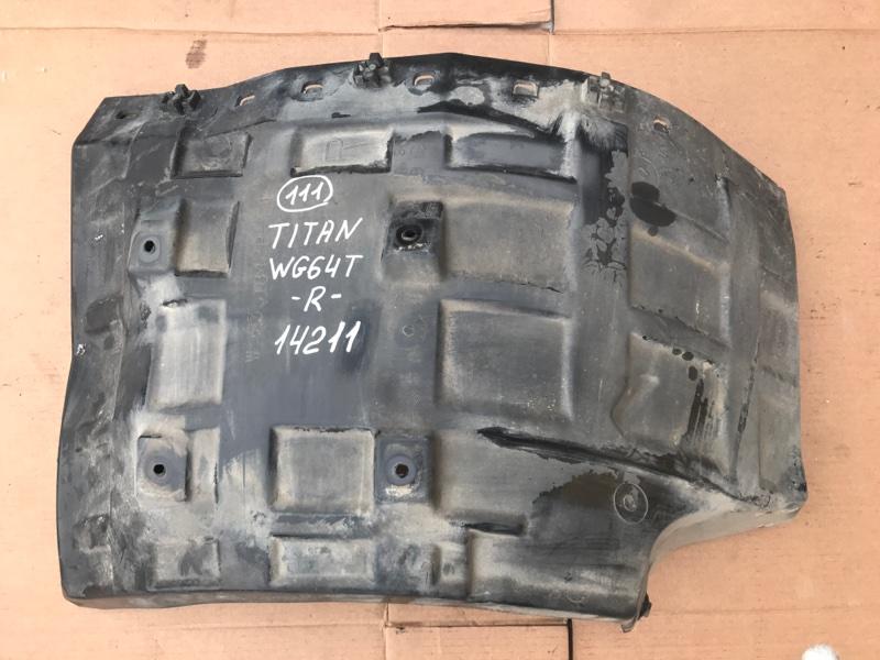 Крыло Mazda Titan WG64T 4HG1 1997 правое