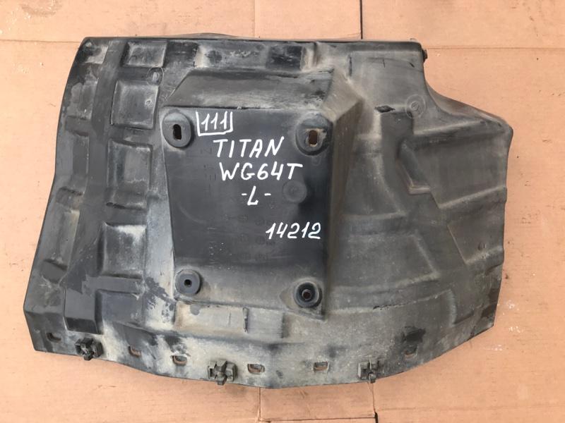 Крыло Mazda Titan WG64T 4HG1 1997 левое