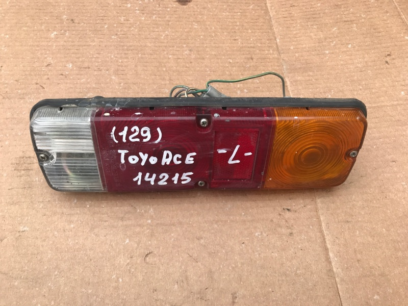 Стоп сигнал Toyota Toyoace LY112 5L 2000 левый