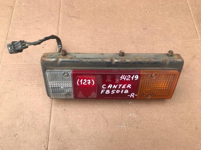 Стоп сигнал Mitsubishi Canter FB501B 4M40 1997 правый