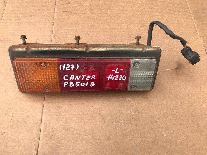 Стоп сигнал Mitsubishi Canter FB501B 4M40 1997 левый