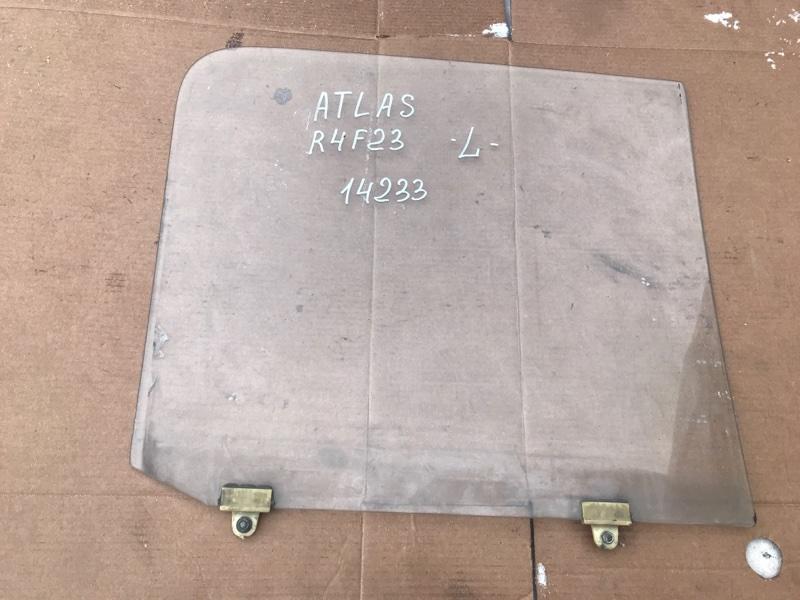 Стекло Nissan Atlas R4F23 QD32 1999 левое