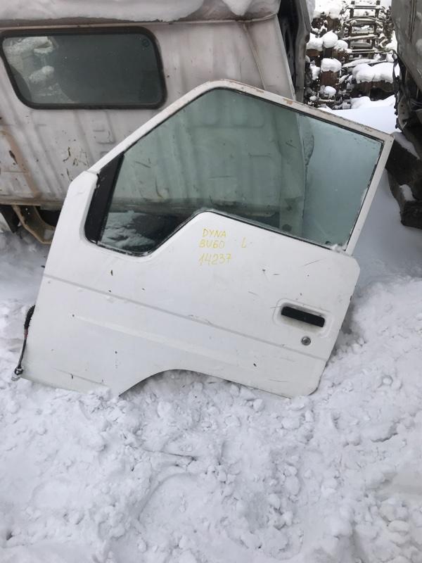 Дверь Toyota Dyna BU60 3L 2000 год левая