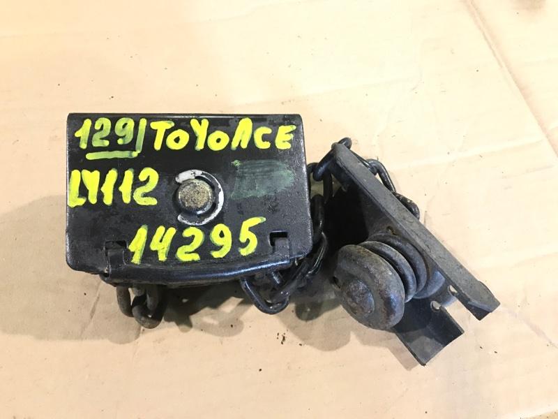 Механизм крепления запасного колеса Toyota Toyoace LY112 5L 2000