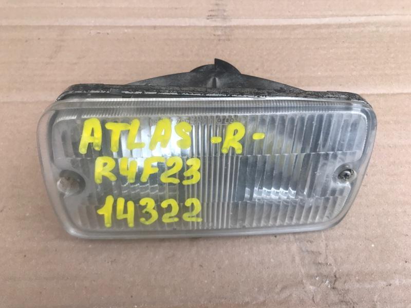Туманка Nissan Atlas R4F23 QD32 1999 правая