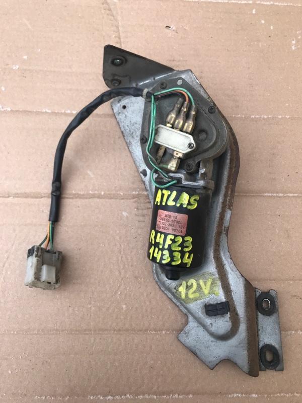 Моторчик дворников Nissan Atlas R4F23 QD32 1999