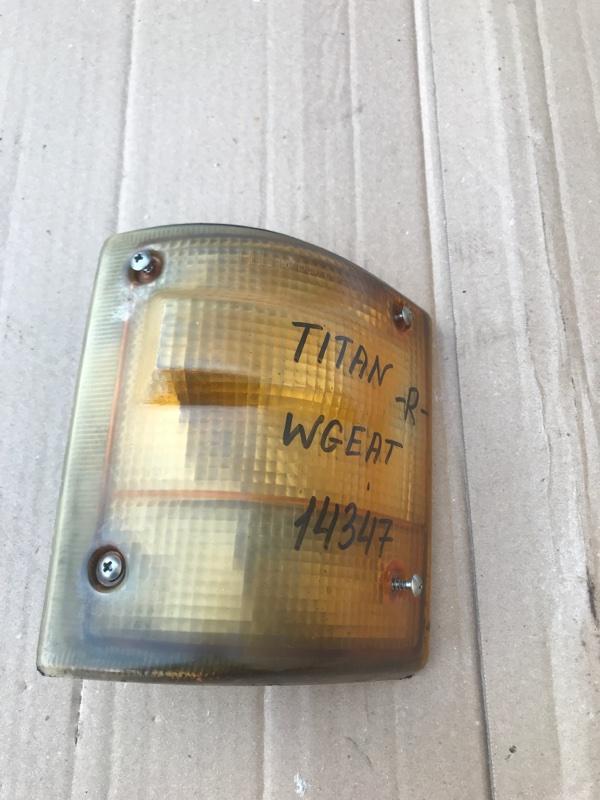 Поворотник Mazda Titan WGEAT TF 1998 правый