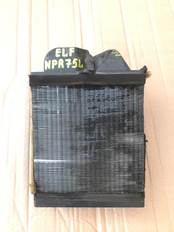 Радиатор печки Isuzu Elf NPR75L 4HK1 2002