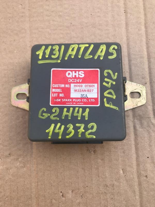 Блок управления свечами накаливания Nissan Atlas G2H41 FD42 1992