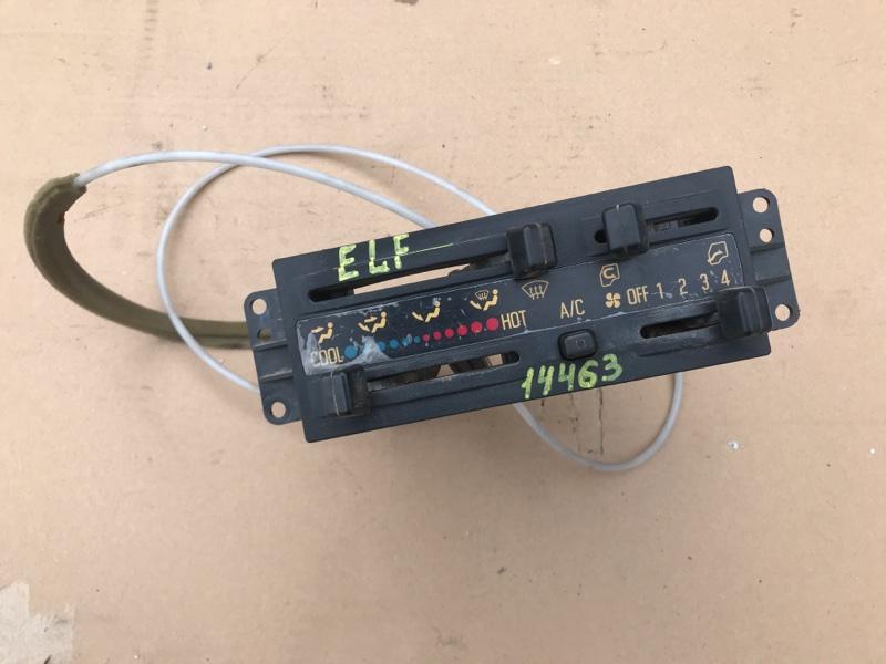 Управление печкой Isuzu Elf NKR71E 4HG1 2001