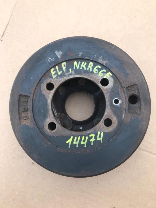 Механизм стояночного тормоза Isuzu Elf NKR66E 4HF1 1998